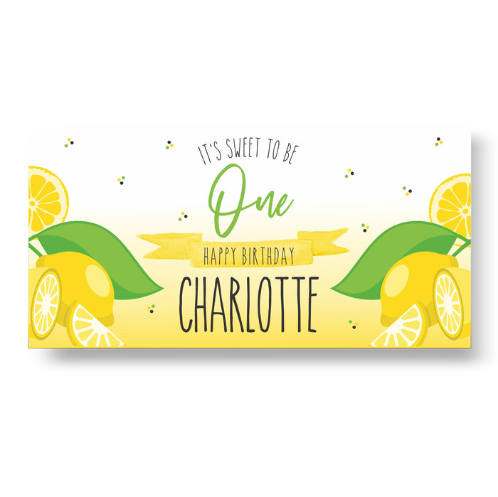Lemon Party Banner