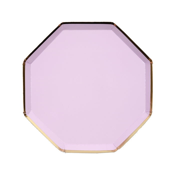 Lilac Simply Solids Small Plate