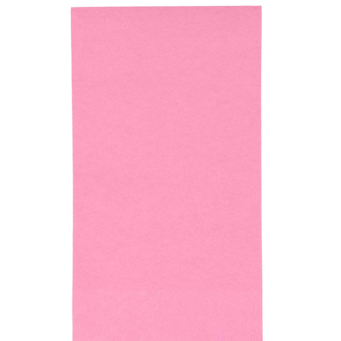 Solid Pink Guest Napkins