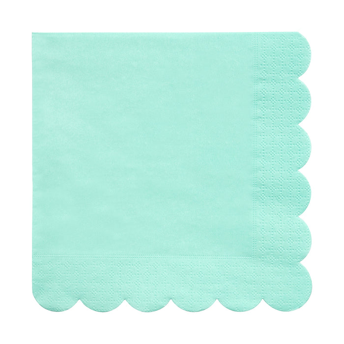 Mint Simply Solids Napkin