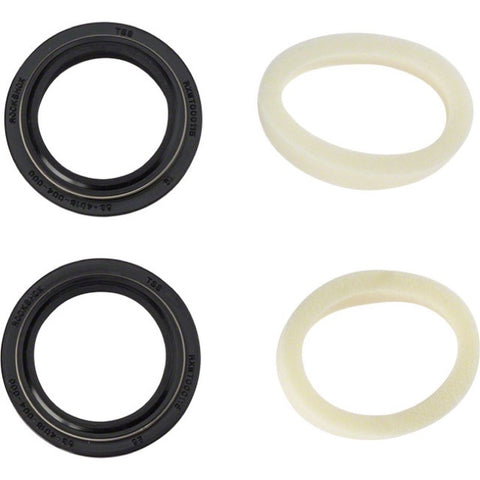 32mm lower leg seal kit: Black Flangeless 32mm X 41mm for Bluto / RS-1
