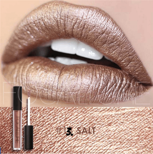 Get The Metallic Look Liquid Lipstick
