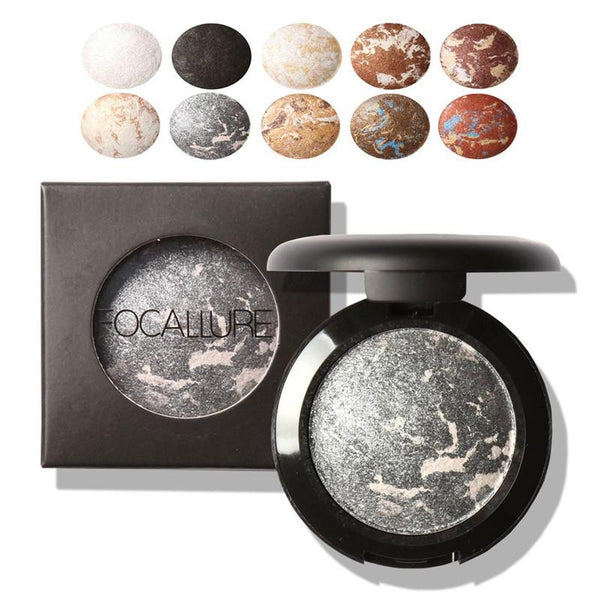 Focallure Metallic Eyeshadow