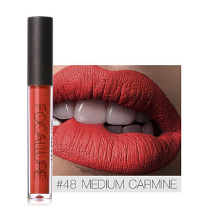 The Hot Ones-Focallure Liquid Lipstick All Day Matte
