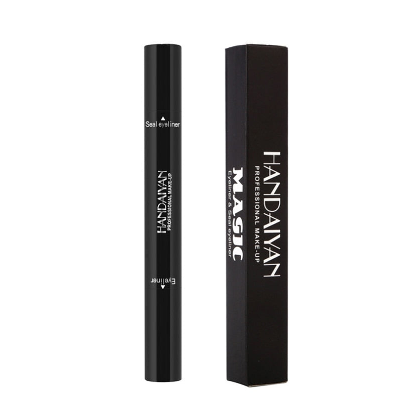 Perfect Wing - 2 in 1 Liquid Eyeliner