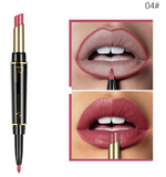 Load image into Gallery viewer, Double Trouble - Pudaier 2 in 1 Lipstick and Lip Liner