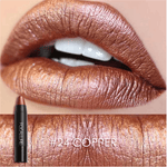 Load image into Gallery viewer, The Metallic Ones-Focallure Mattix Waterproof Lipstick