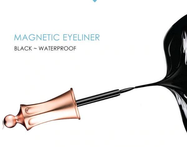 Get The Magnetic Look - Magnetic Eyelashes & Eyeliner