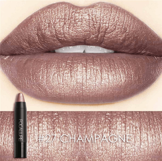 The Metallic Ones-Focallure Mattix Waterproof Lipstick