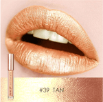 Load image into Gallery viewer, Luxe - Focallure Waterproof Metallic Liquid Lipstick