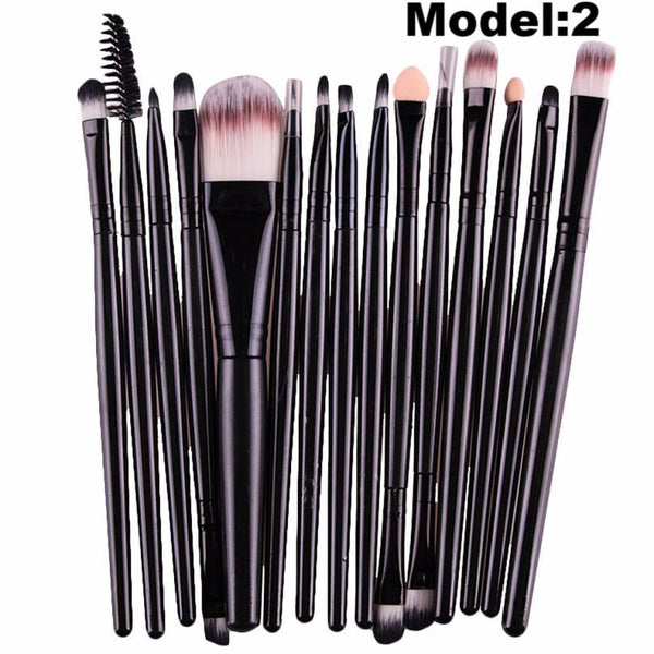 Professional Brushes Makeup Set
