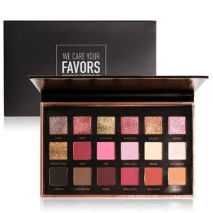 The Favors Palettes - By Focallure