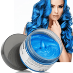 Load image into Gallery viewer, Mofajang Hair Dye Wax oupseven Blue