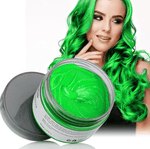 Load image into Gallery viewer, Mofajang Hair Dye Wax oupseven Green
