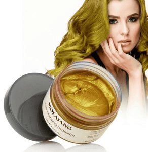 Mofajang Hair Dye Wax oupseven Gold