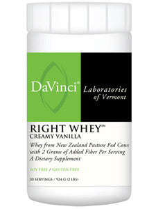 Right Whey Vanilla 30 serv