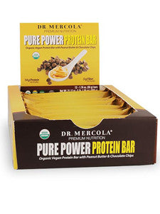 Pure Power Peanut Butter Pro Bar 1 Bar