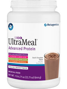 UltraMeal Adv Protein Dutch Choc