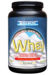 All Natural Whey Vanilla 2.02 lb