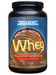 All Natural Whey Dutch Chocolate 2.02 lb