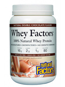 Whey Factors Powder Mix Chocolate