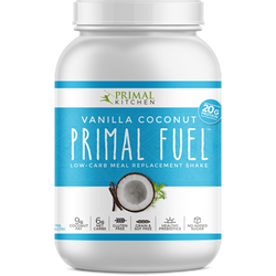 Primal Fuel Vanilla Coconut 21 Serving (Whey)