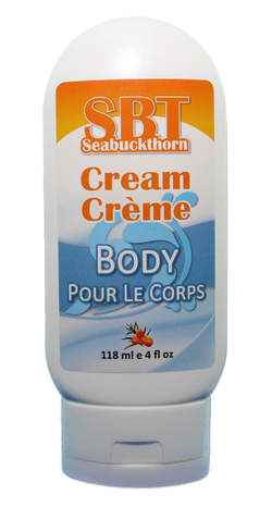 SBT Body Cream - 4 FL OZ