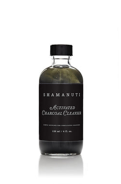 This unique cleanser utilises the properties of activated charcoal to neutralise acidity and absorb impurities as well as to gently exfoliate the skin with maple extract