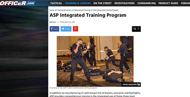 ASP Integrated Training Program