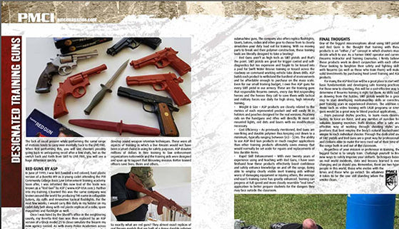 Private Military Contractor:  Red Guns by ASP