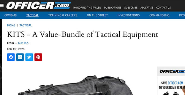 Officer.com: KITS - A Value-Bundle of Tactical Equipment