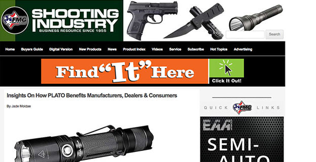 Shooting Industry: Insights On How PLATO Benefits Manufacturers, Dealers & Consumers