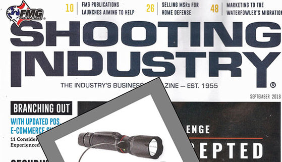 Shooting Industry: ASP INC.