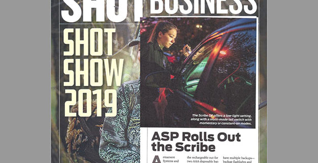 SHOT BUSINESS: SHOT SHOW 2019