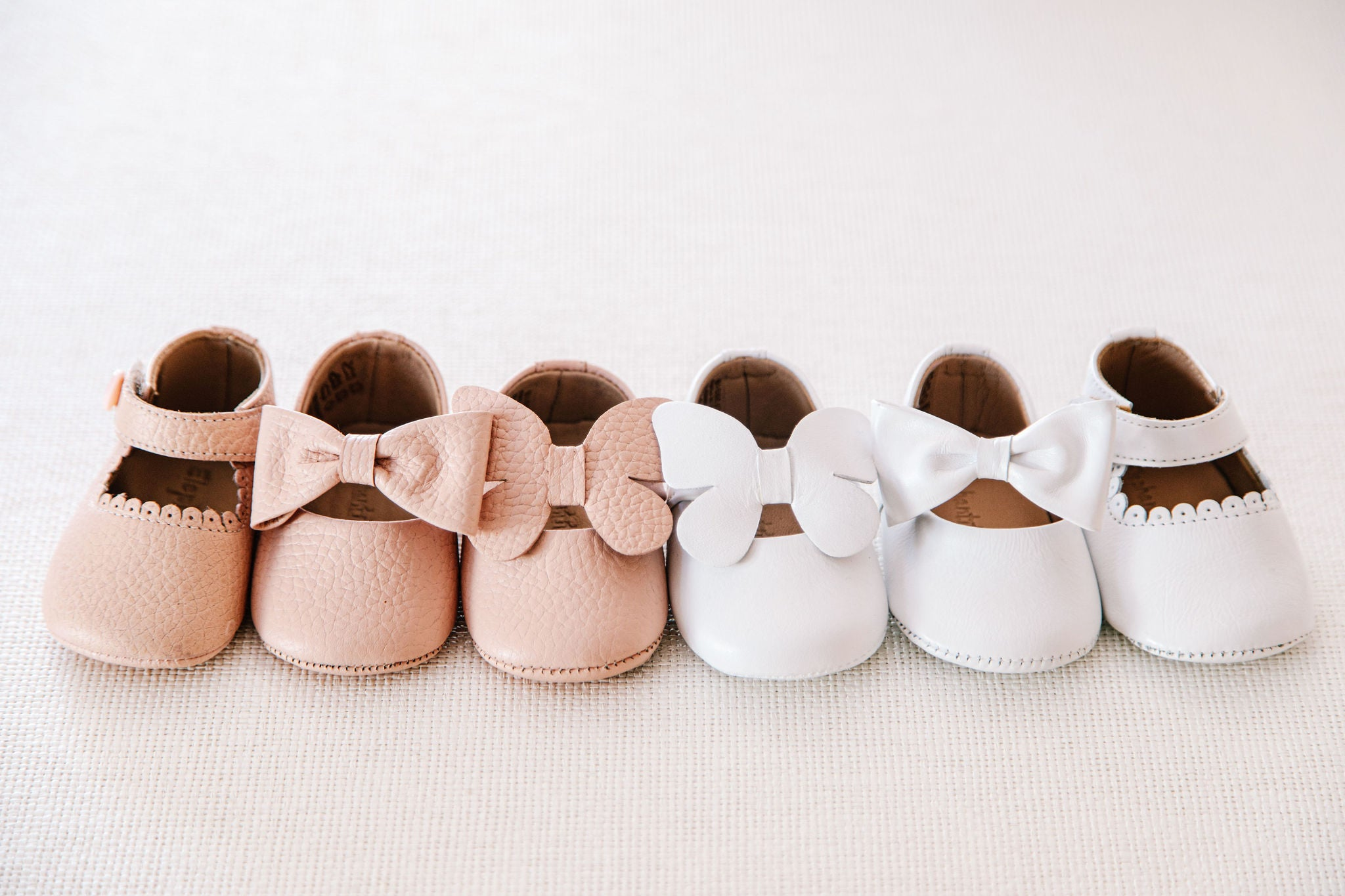 Elephantito Leather Baby Shoes