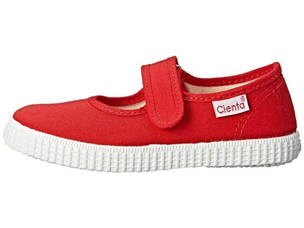 Red Cienta Mary Janes
