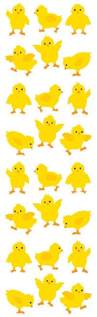 Mrs. Grossman's Chick Stickers