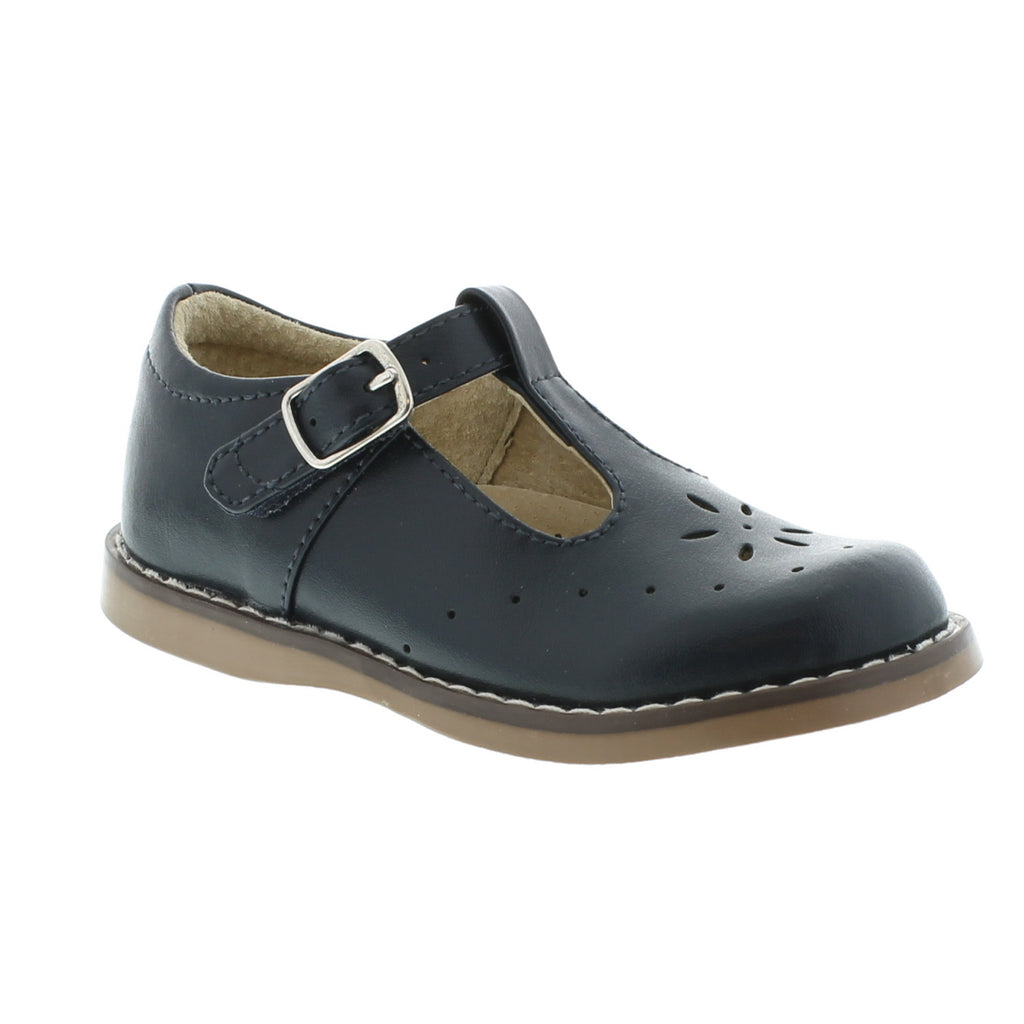 Navy Sherry Shoe