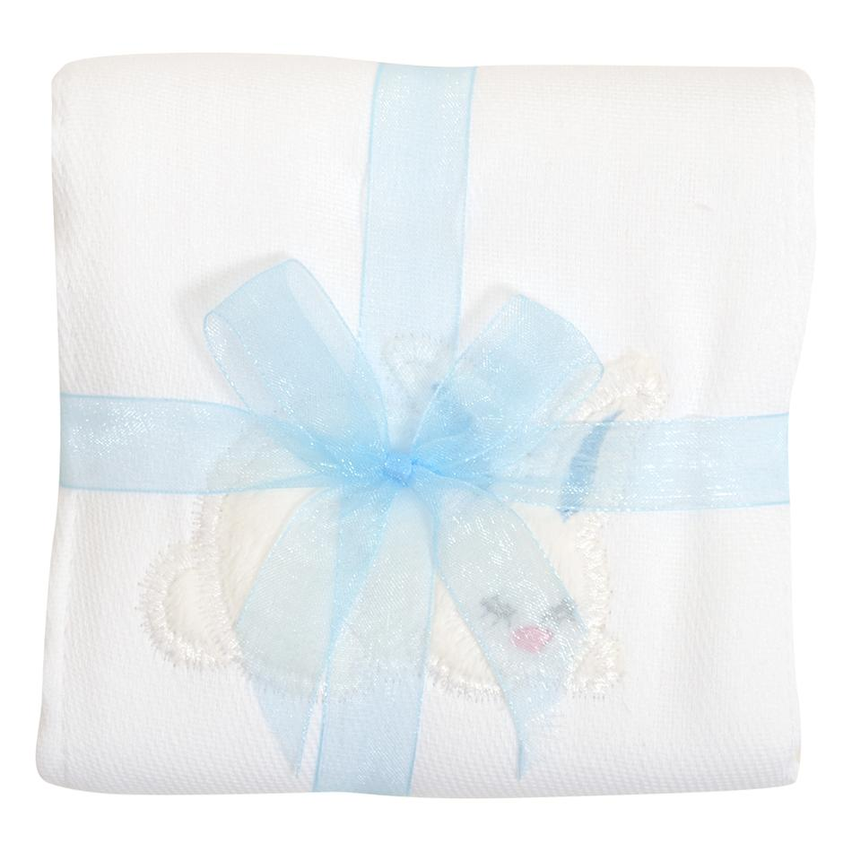 3 Marthas Bunny Burp Cloth