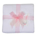 3 Marthas Pink Bunny Burp Cloth