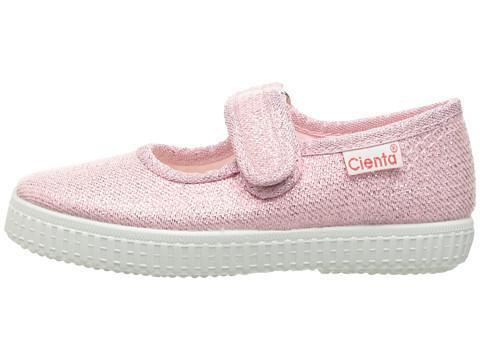 Pink Sparkle Cienta Mary Jane Dallas Childrens Shoes