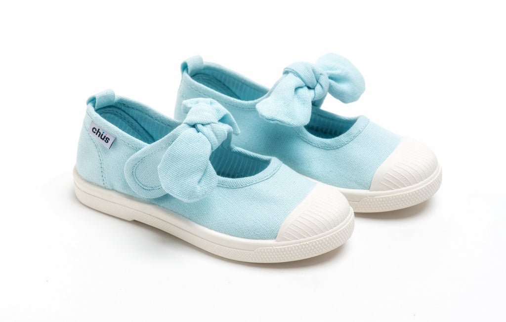 Light Blue Athena Shoes Chus Dallas Kids Shoe Store