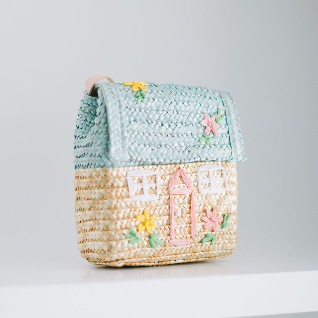 Meri Meri Kids House Purse