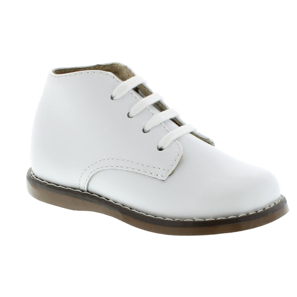 Footmates White Todd Shoes