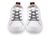 White Leather Sneakers for Boys