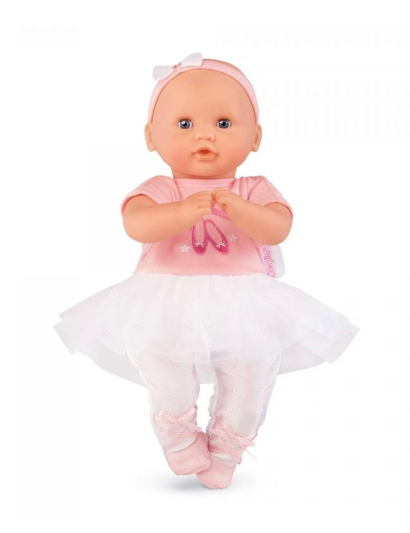 Corolle Calin Ballerina Doll available at Jojo Mommy Dallas