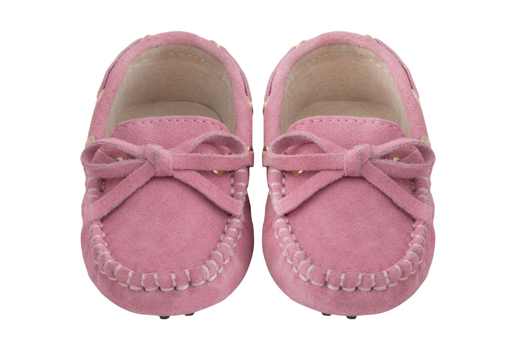 Pink Capri Loafers