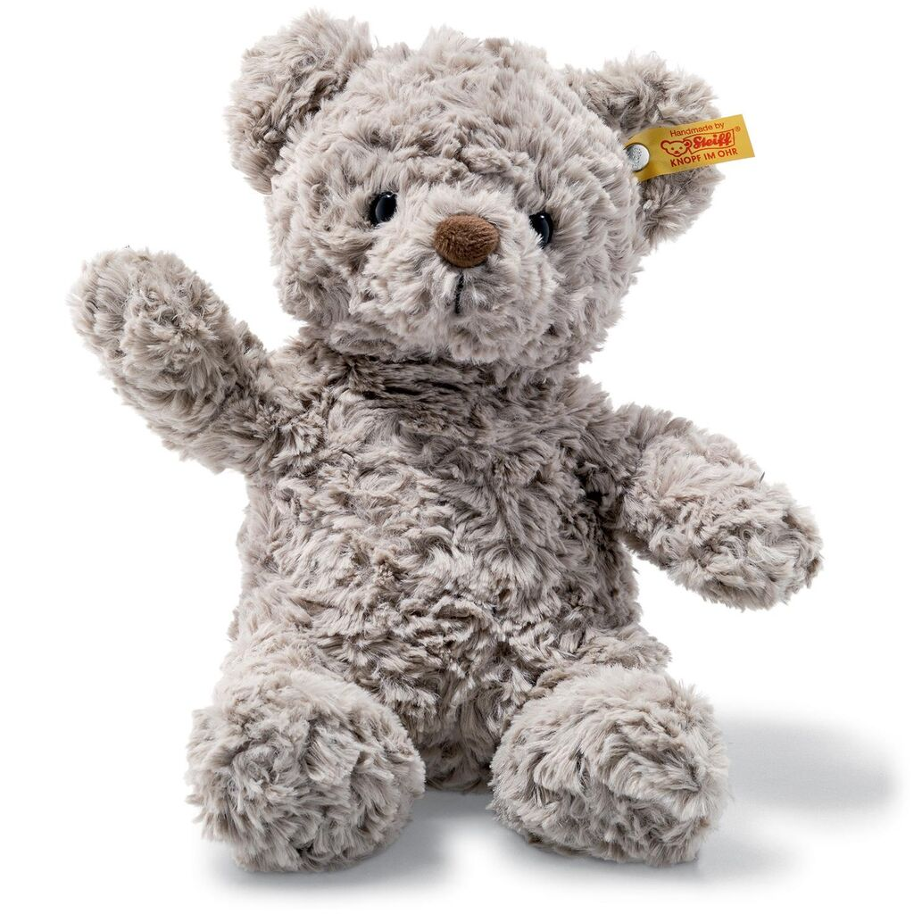 Steiff Honey Gray Teddy Bear Dallas