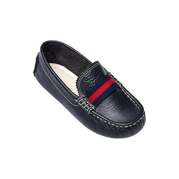 Elephantito Boys Leather Loafer