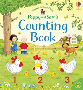 Poppy & Sam's Counting Book